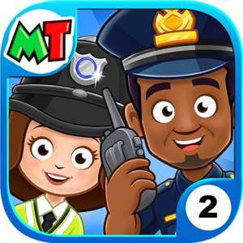 Jeu My Town : Police gratuit sur iOS