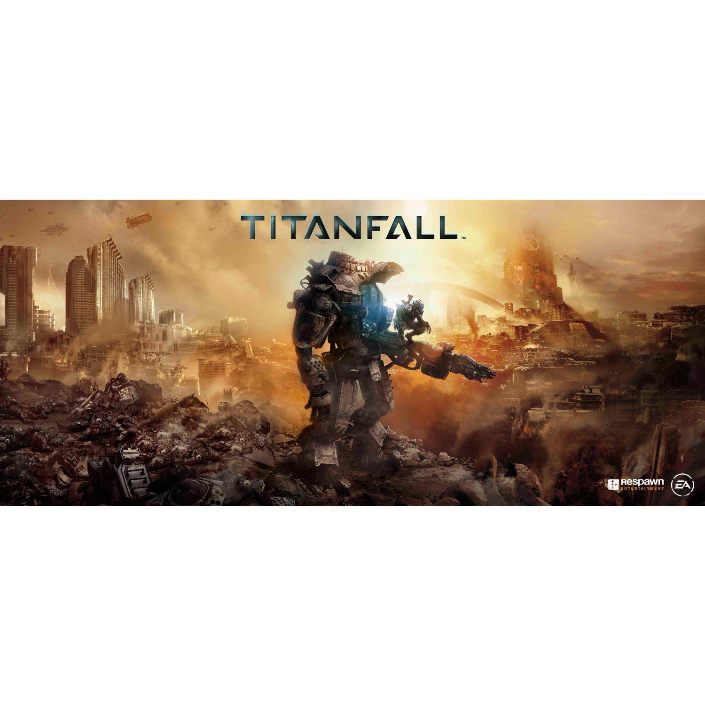 Poster Titanfall (environ 91,5 cm x 39,5 cm)