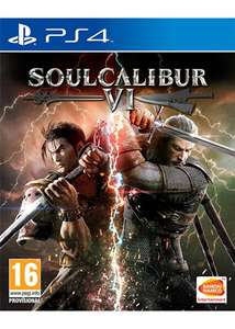 Soul Calibur VI sur PS4