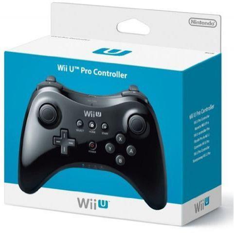 Manette Wii U Pro