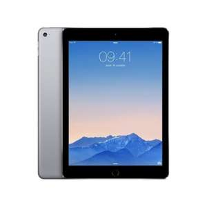 """Tablette 9.7"""" Apple iPad Air 2 Wi-Fi 64Go Gris sidéral"""