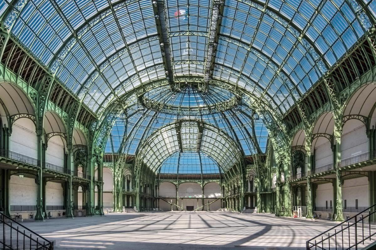 Entrée gratuite au Grand Palais - Paris (75)