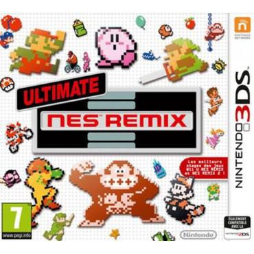 Jeu Ultimate Nes Remix sur Nintendo 3DS