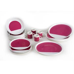 Set de 16 pièces en porcelaine fine Sibo Home concept