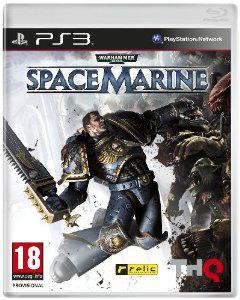 Warhammer 40 000 : Space marine  PS3