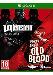 Wolfenstein: The New Order + The Old Blood sur Xbox One