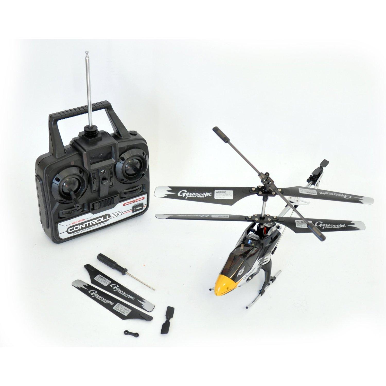 Hélicoptére radio commandé Modelco 43VAU-RC Vautour RC 3 Voies port inclus