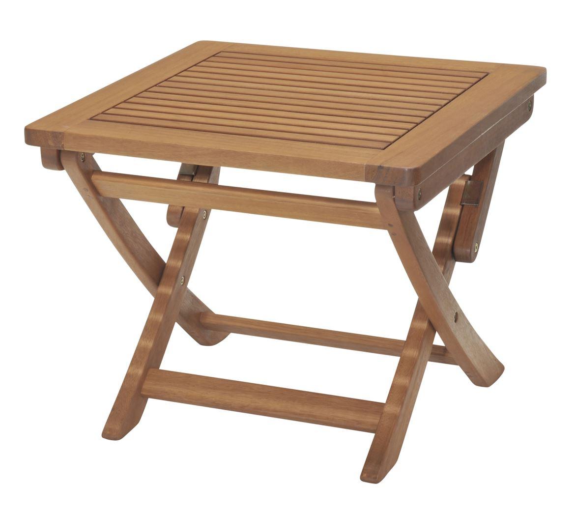 Table pliable Atlantic - 50x50x42cm