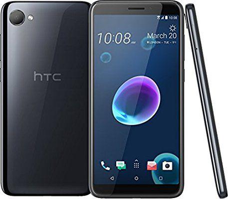 """Smartphone 5.5"""" HTC Desire 12 Noir - 18:9 HD+, RAM 3Go, 32Go"""