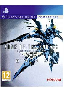 Zone of the Enders 2nd Runner Mars VR sur PS4 (Import UK)