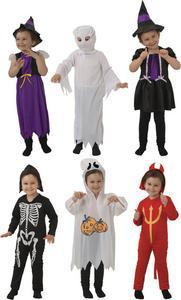 Déguisement enfant pour Halloween (modèle au choix)