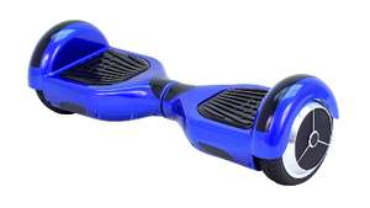 Hoverboard électrique MR6 - Bleu