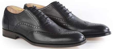 Sélection de Chaussures Bexley - Ex : Chaussures homme luxe Bishop - Richelieu