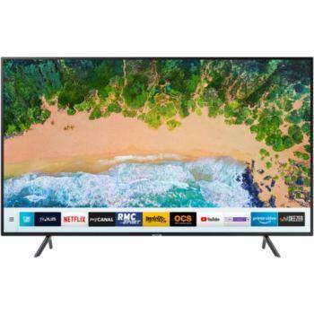 """TV LED 55"""" Samsung UE55NU7175 - 4K UHD, Smart TV (via ODR) (+90€ de carte cadeau darty)"""