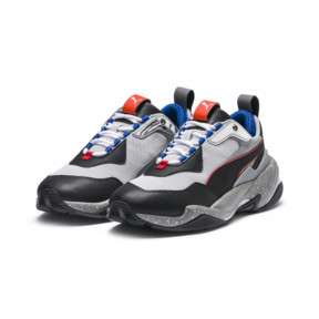 Baskets Puma Thunder Electric Grey/Blue/Black (Tailles du 40 1/2 au 46)