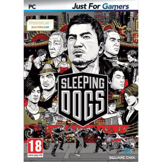 Jeux Sleeping dogs ou Dead Space 3 sur PC