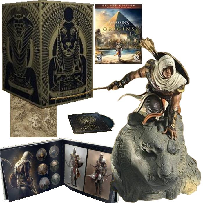 Assassin's Creed Origins - Gods Edition sur PS4 et Xbox One (Via l'Application)