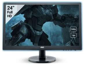 "Écran PC 24"" AOC G2460FQ - Full HD, 144 Hz, 1 ms, Dalle TN"