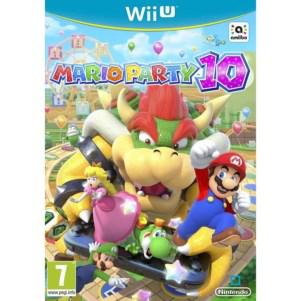 Jeu Mario Party 10 sur Wii U