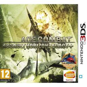 Ace Combat Assault Horizon Legacy sur 3DS