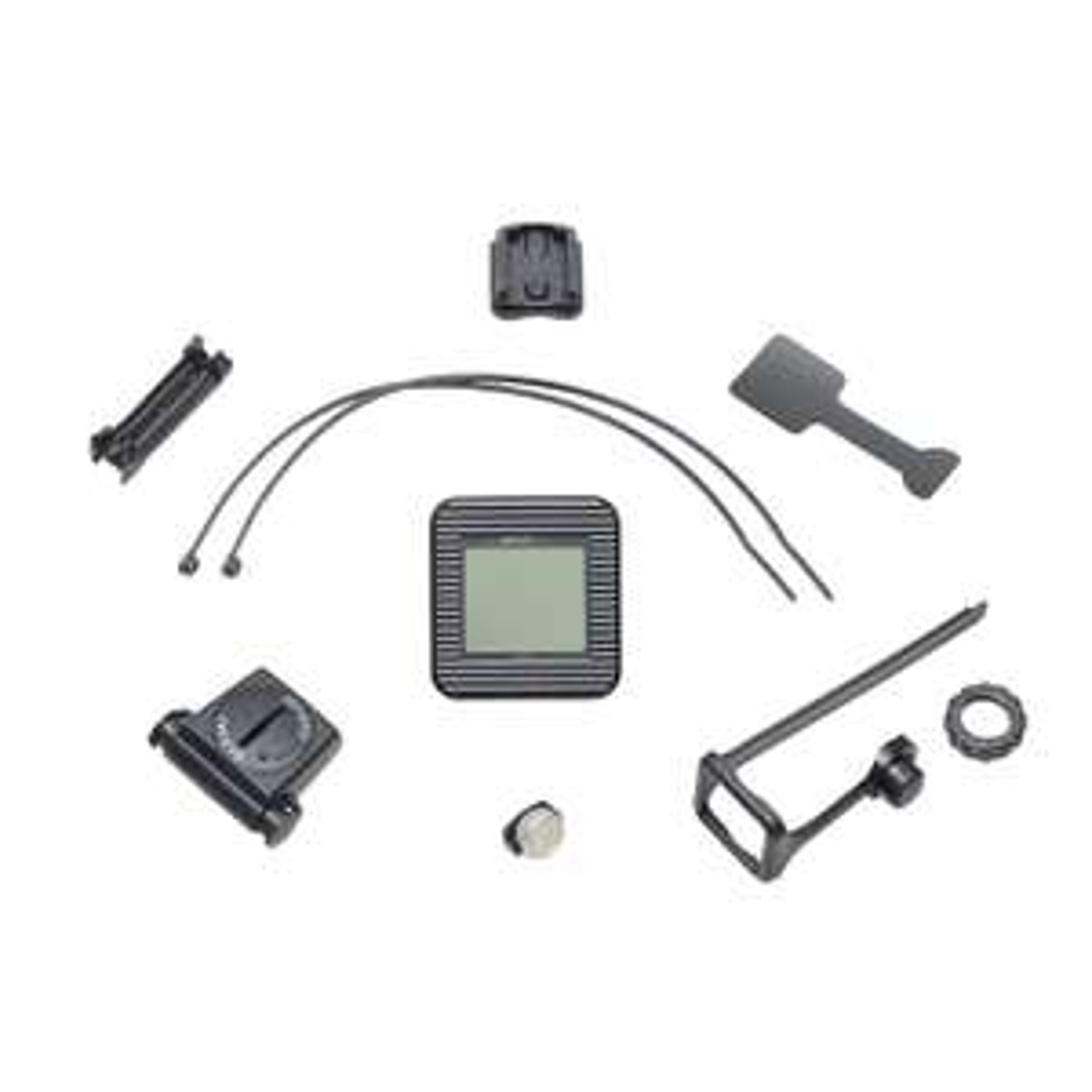 Compteur de vitesse vélo et podomètre sans fil Cateye Fit CC-PD100W