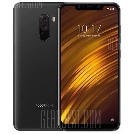 "Smartphone 6.18"" Xiaomi Pocophone F1 (Version Global) - 128 Go - FHD+, Snapdragon 845, RAM 6Go, B20"