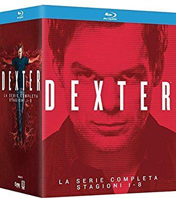 Coffret Blu Ray Dexter - 8 saisons (VF Sauf Saisons 5, 6 et 7)