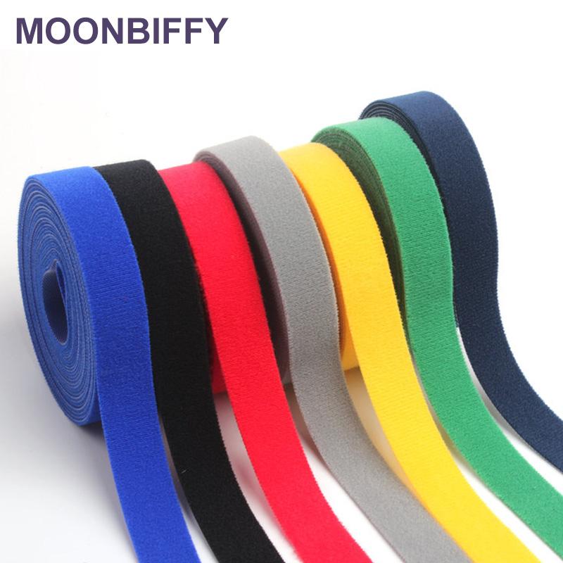 Rouleau de Scratch Velcro (Générique) - 5 mètres (Différents coloris)