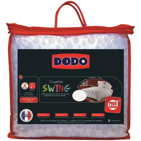 Couette Dodo Swing 400g/m² - 140x200cm