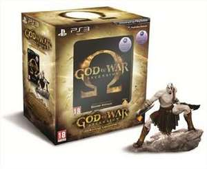 God of War Ascension - Edition Collector sur PS3
