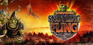 Warhammer: Snotling Fling gratuit sur iOS (au lieu de 3,99€)