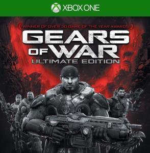 Gears of War : Ultimate Edition Day One sur Xbox One (Dématérialisé)