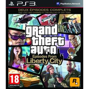 Grand Theft Auto: Episodes from Liberty City (PlayStation 3 et Xbox 360)