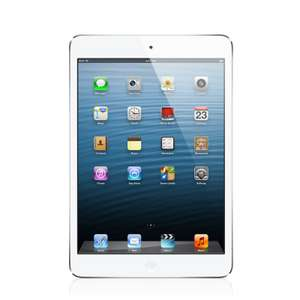 "Tablette 7.9"" Apple iPad mini Wi-Fi 16 Go Blanc et Silver"