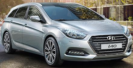 Rosedeal: 10000€ en bon d'achat à utiliser sur l'achat d'une Hyundai i40 Sport Wagon