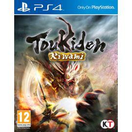 Jeu Toukiden Kiwami sur PS4