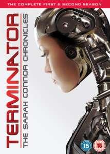 Terminator: The Sarah Connor Chronicles Blu-ray Saisons 1 et 2