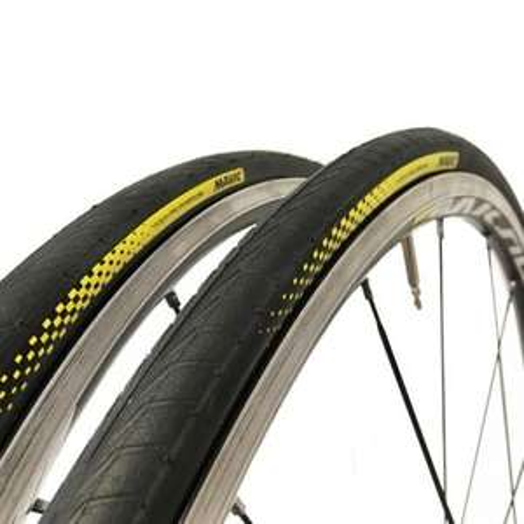 Lot de 2 pneus pour vélo de route Mavic Yksion PRO Griplink et Powerlink RIB