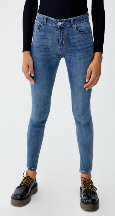 Jusqu'à 62% de réduction sur une sélection d'articles - Ex: Jeans skinny taille haute (tailles et couleurs au choix)
