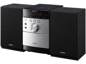 Micro chaine Sony CMT-EH15 Radio Cassette Entrée auxiliaire
