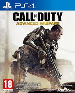 Jeu Call of Duty : Advanced Warfare - édition standard PS4