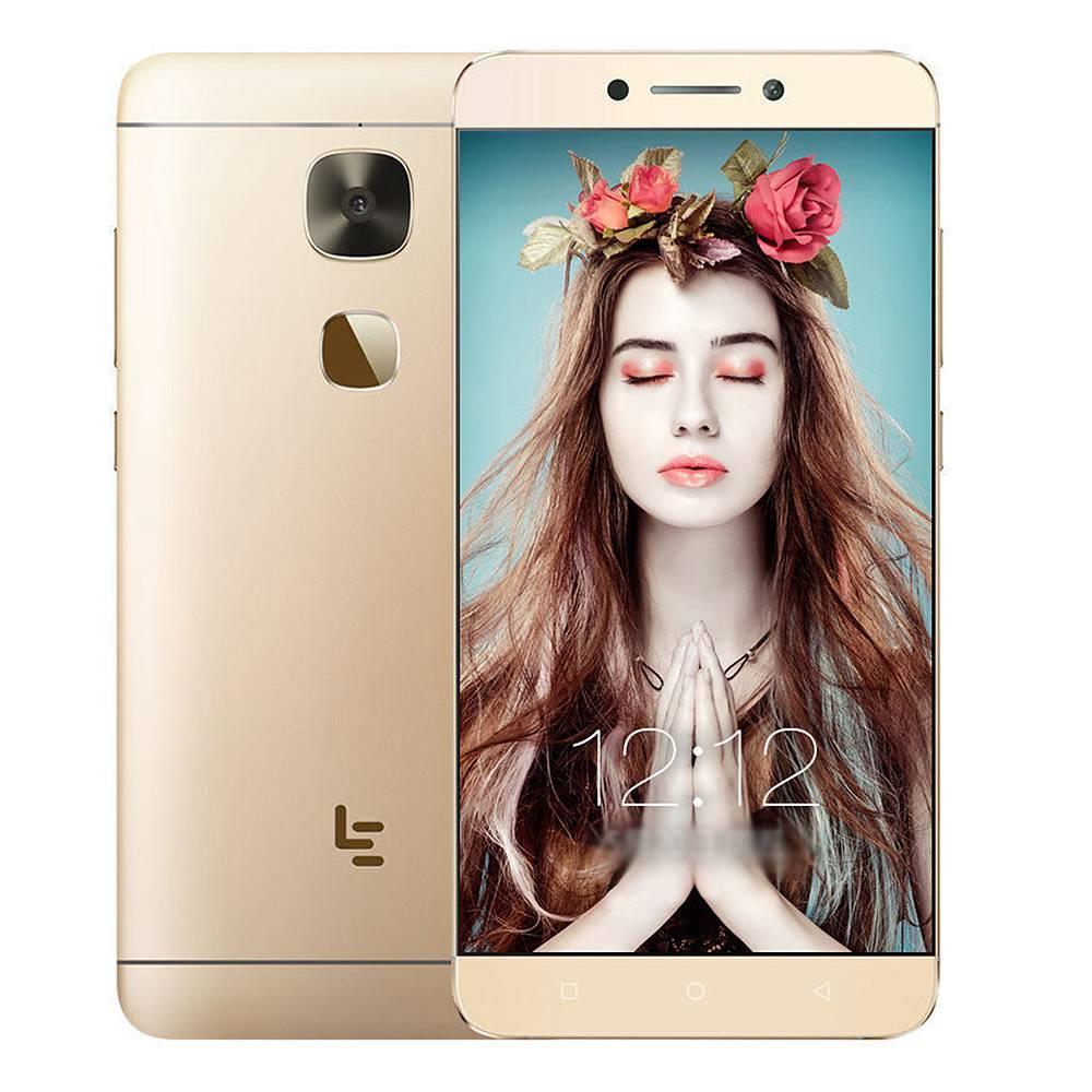 "Smartphone 5.5"" LeTV LeEco Le 2 X526 - Rose - Full HD, 3 Go RAM, 32 Go ROM, 4G (B20)"
