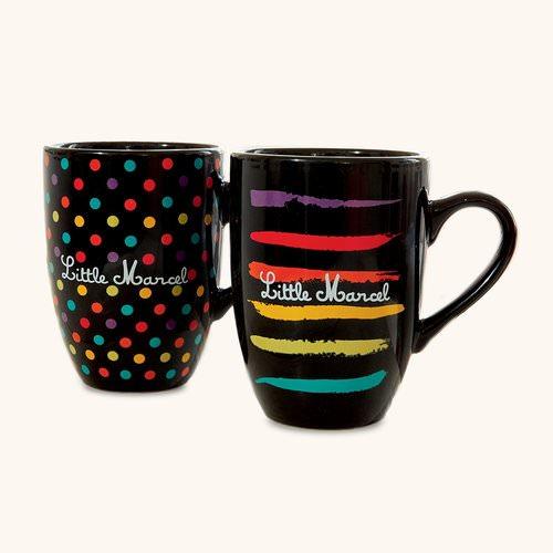 2 Mugs Little Marcel pour 3,95€ pour tout achat (en plus du cadeau à choisir parmi 3)