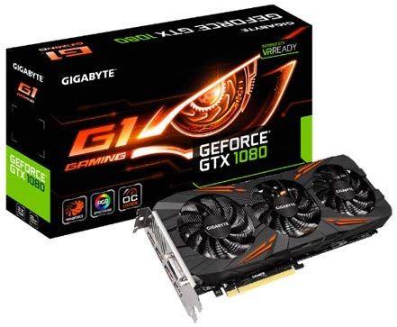 Carte Graphique Gigabyte GTX 1080 G1 Gaming