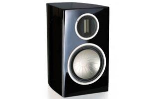 paire d'enceintes de Monitor audio GLOD GX100 laquée noire