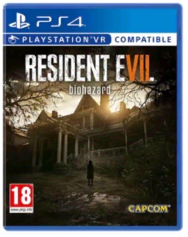 Resident Evil 7 Biohazardsur PS4