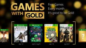 [Membres Gold] Assassin's Creed Black Flag / So Many Me sur Xbox One et Plants vs Zombies / Gears of Wars 3 sur Xbox 360