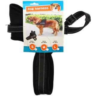 Harnais pour chien Let's Walk - taille S à L