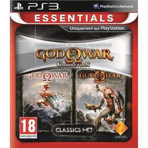God of War Collection Volume II édition Essentials sur PS3