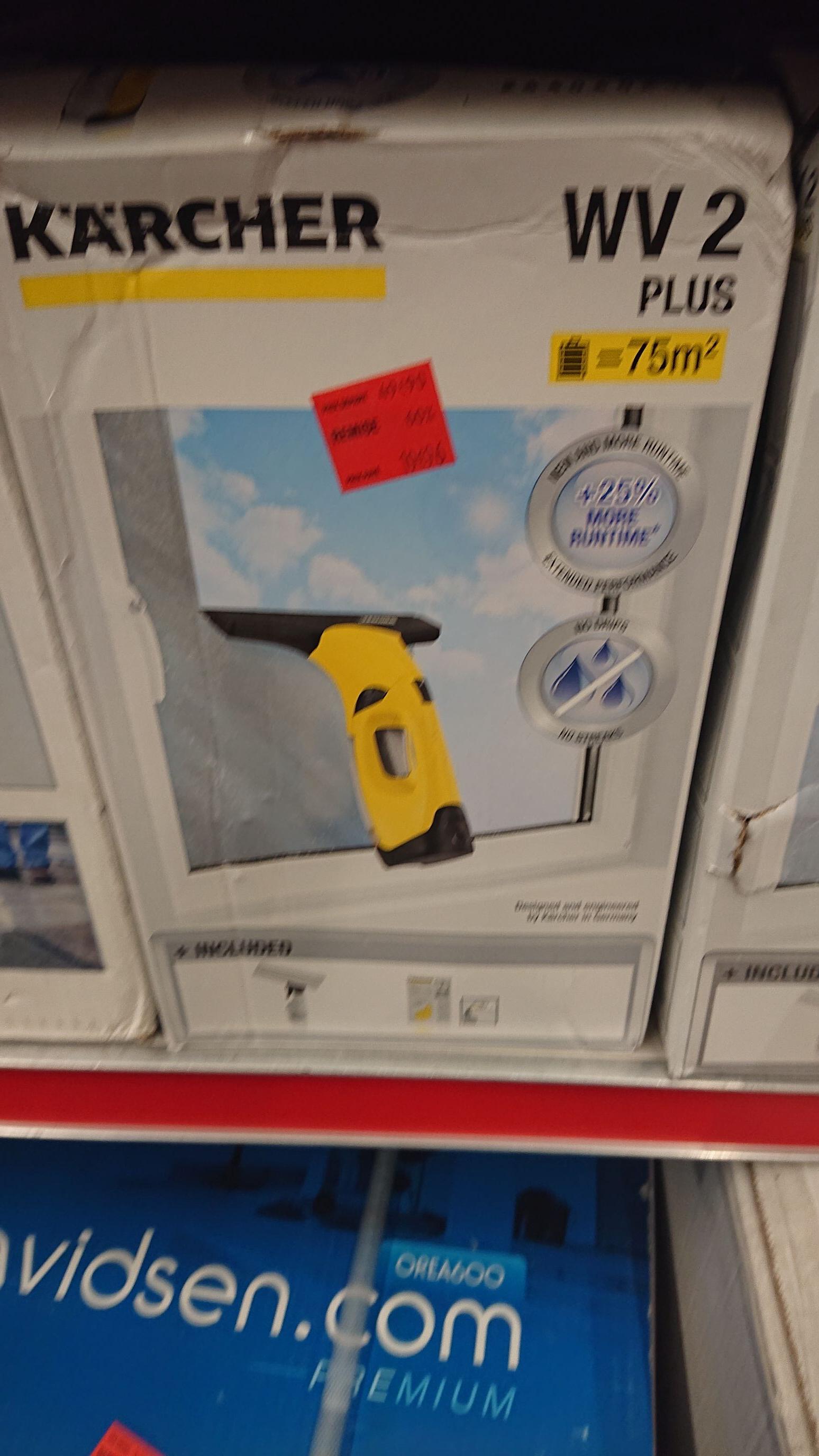 Nettoyeur de vitres Karcher WV2 plus - Sevran (93)